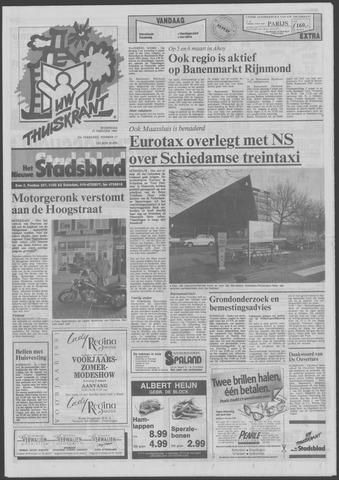 Het Nieuwe Stadsblad 1991-02-27
