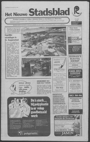 Het Nieuwe Stadsblad 1976-08-18