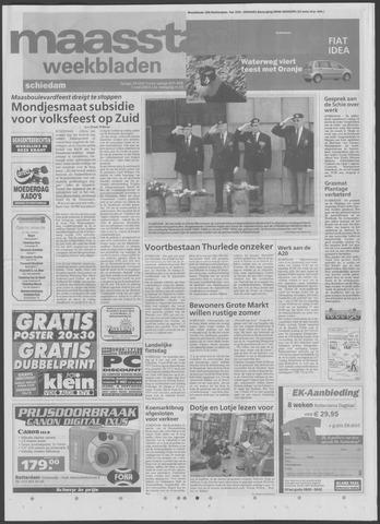 Maaspost / Maasstad / Maasstad Pers 2004-05-05