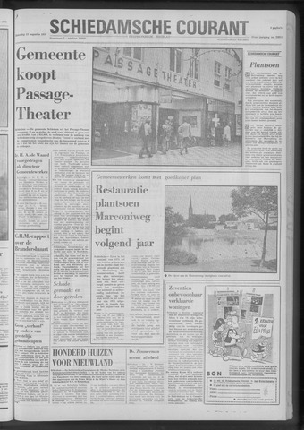 Rotterdamsch Nieuwsblad / Schiedamsche Courant / Rotterdams Dagblad / Waterweg / Algemeen Dagblad 1970-08-15