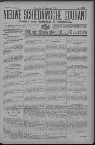Nieuwe Schiedamsche Courant 1917-01-15