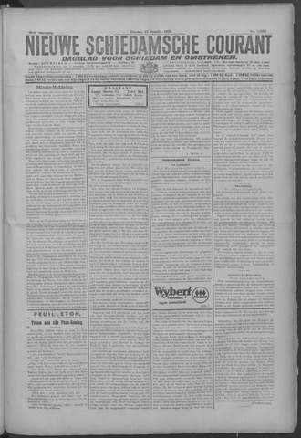Nieuwe Schiedamsche Courant 1925-10-27