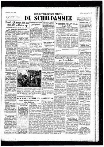 Rotterdamsch Parool / De Schiedammer 1948-03-12