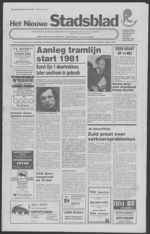 Het Nieuwe Stadsblad 1980-05-09