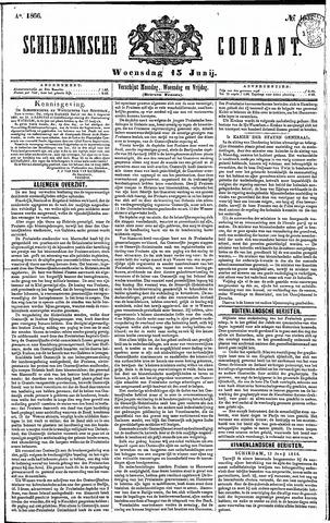 Schiedamsche Courant 1866-06-13