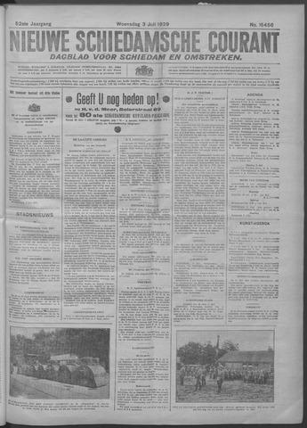 Nieuwe Schiedamsche Courant 1929-07-03
