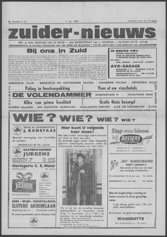 Zuider Nieuws 1967-12-21