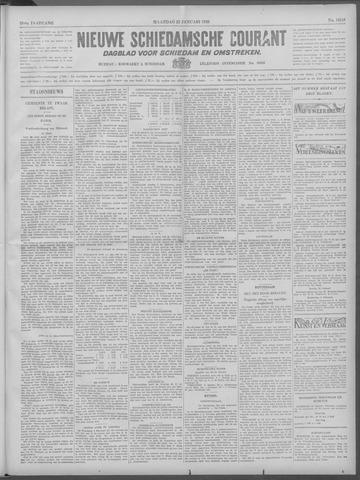 Nieuwe Schiedamsche Courant 1933-01-23