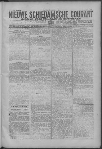 Nieuwe Schiedamsche Courant 1925-09-26