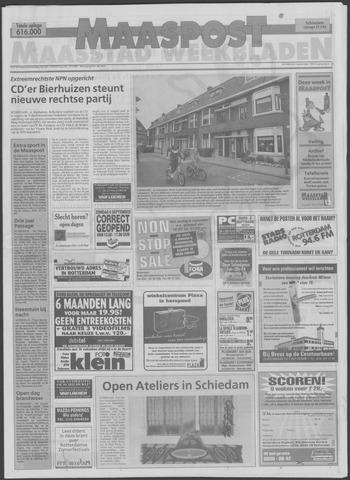 Maaspost / Maasstad / Maasstad Pers 1998-09-02