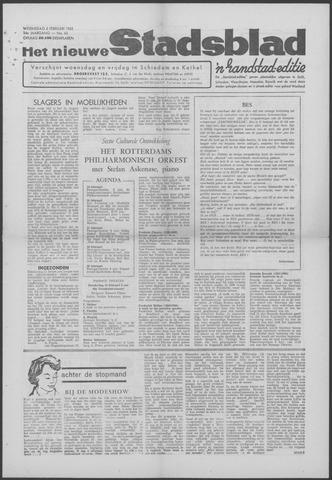 Het Nieuwe Stadsblad 1963-02-06