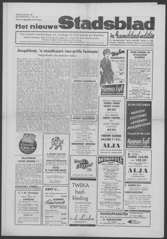 Het Nieuwe Stadsblad 1961-05-26