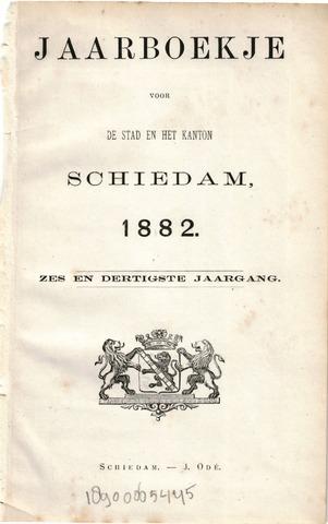 Schiedams Jaarboek 1882-01-01