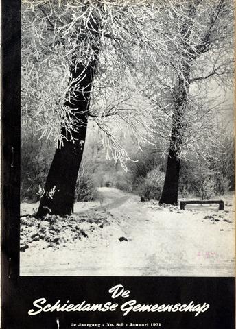 Schiedamse Gemeenschap (tijdschrift) 1951-01-01