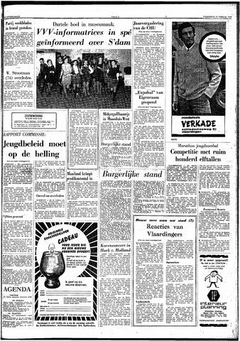 Trouw / De Rotterdammer 1969-02-27
