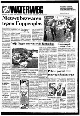 Rotterdamsch Nieuwsblad / Schiedamsche Courant / Rotterdams Dagblad / Waterweg / Algemeen Dagblad 1985-10-14