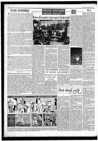 Rotterdamsch Parool / De Schiedammer 1957-09-14