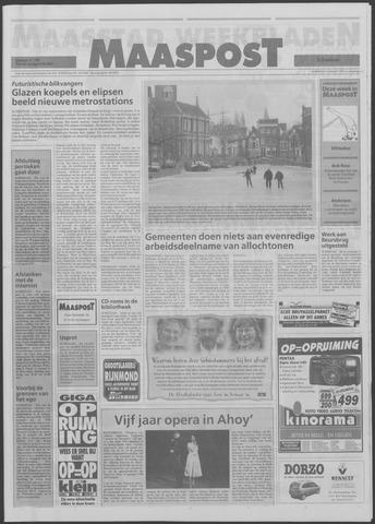 Maaspost / Maasstad / Maasstad Pers 1997