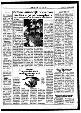 Het Vrije volk 1990-08-28