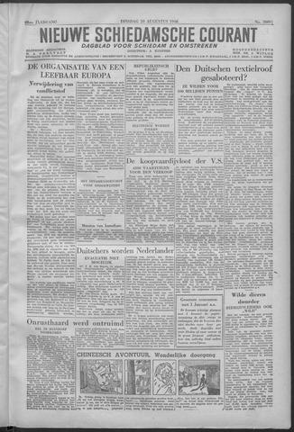 Nieuwe Schiedamsche Courant 1946-08-20