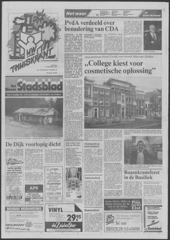 Het Nieuwe Stadsblad 1990-10-05