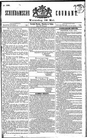 Schiedamsche Courant 1866-05-16