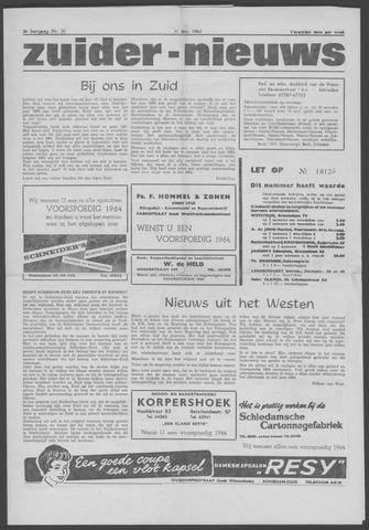 Zuider Nieuws 1963-01-31