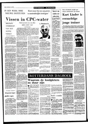 Rotterdamsch Parool / De Schiedammer 1966-06-11
