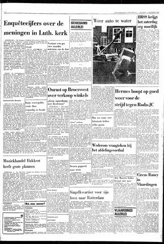 Rotterdamsch Nieuwsblad / Schiedamsche Courant / Rotterdams Dagblad / Waterweg / Algemeen Dagblad 1968-10-11