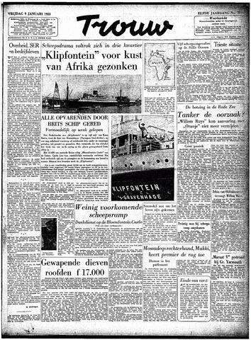 Trouw / De Rotterdammer 1953-01-09
