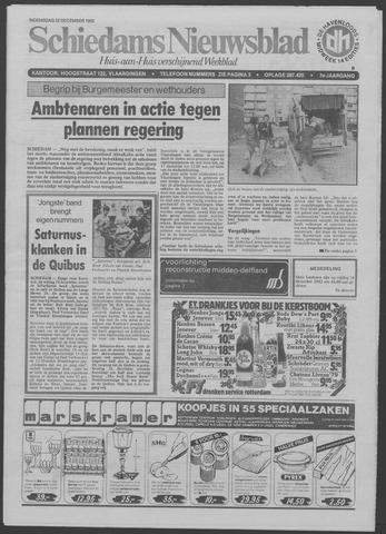Schiedams Nieuwsblad 1982-12-22