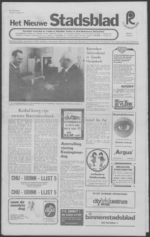 Het Nieuwe Stadsblad 1971-04-23