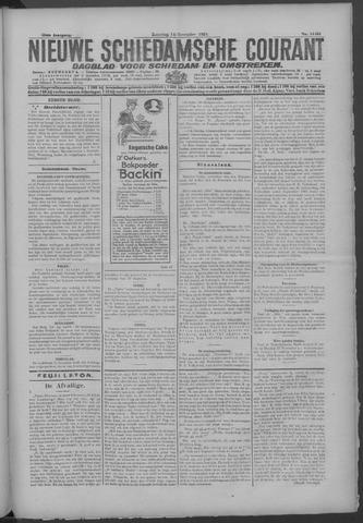 Nieuwe Schiedamsche Courant 1925-11-14