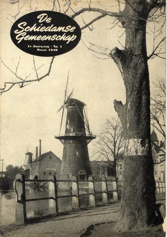 Schiedamse Gemeenschap (tijdschrift) 1949-03-01