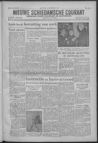 Nieuwe Schiedamsche Courant 1946-12-09