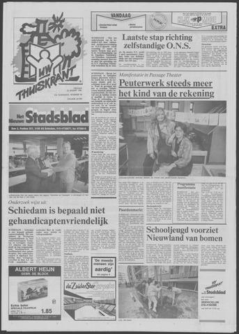 Het Nieuwe Stadsblad 1991-03-22