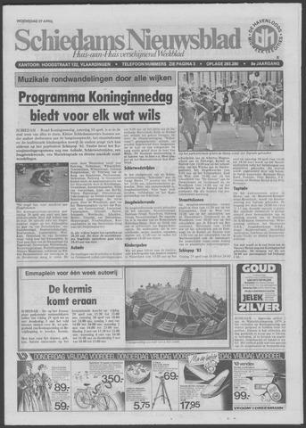 Schiedams Nieuwsblad 1983-04-27