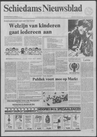Schiedams Nieuwsblad 1979-03-28