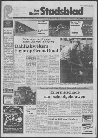 Het Nieuwe Stadsblad 1984-08-17