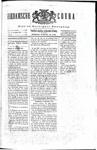 Schiedamsche Courant 1881-01-01