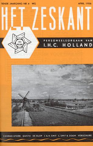 Het Zeskant 1956-04-01