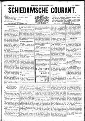 Schiedamsche Courant 1910-11-16
