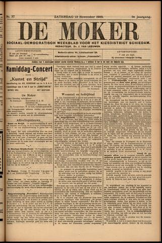 De Moker 1909-11-13