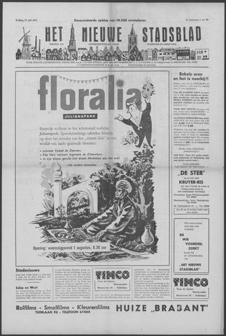 Het Nieuwe Stadsblad 1956-07-27