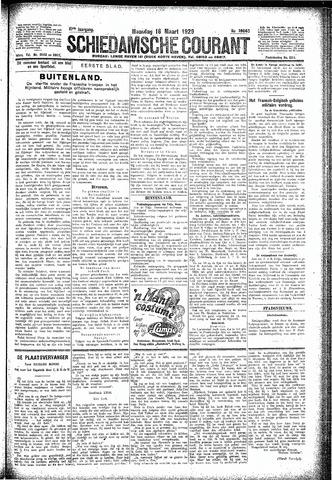 Schiedamsche Courant 1929-03-18
