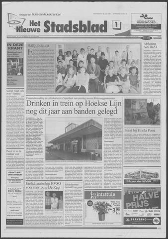Het Nieuwe Stadsblad 2001-07-18