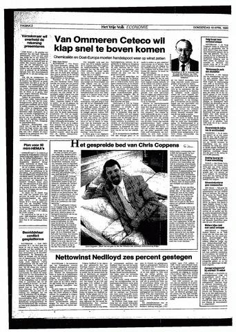 Het Vrije volk 1990-04-19
