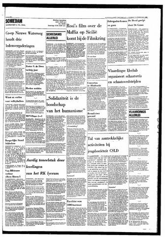 Rotterdamsch Nieuwsblad / Schiedamsche Courant / Rotterdams Dagblad / Waterweg / Algemeen Dagblad 1968-02-13