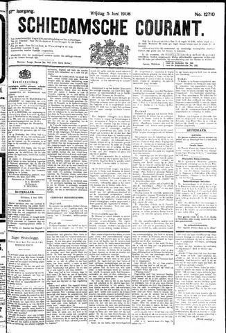 Schiedamsche Courant 1908-06-05