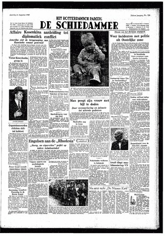 Rotterdamsch Parool / De Schiedammer 1948-08-21